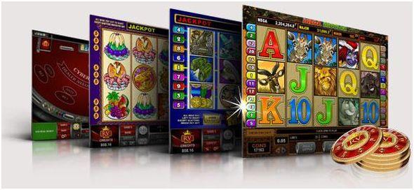 online slots website