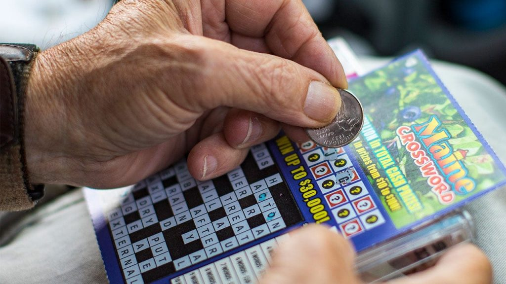 Lottery game benefits
